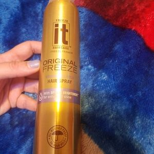 Freez it Hairspray Volumizing 10 oz. New